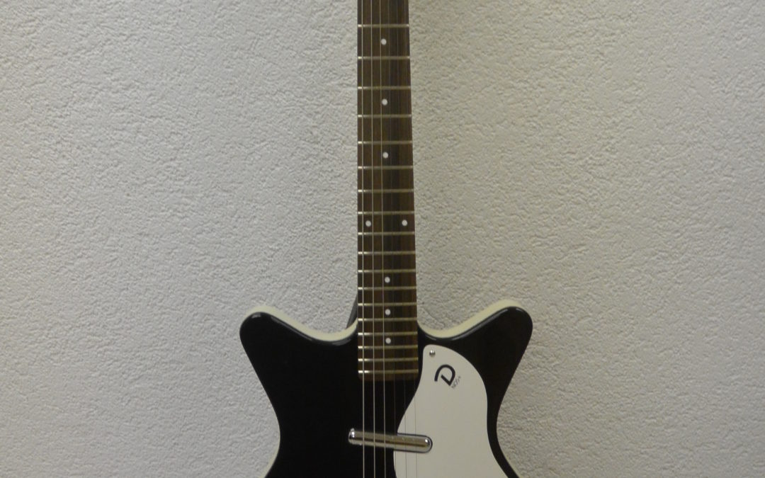 Guitare électrique Danelectro