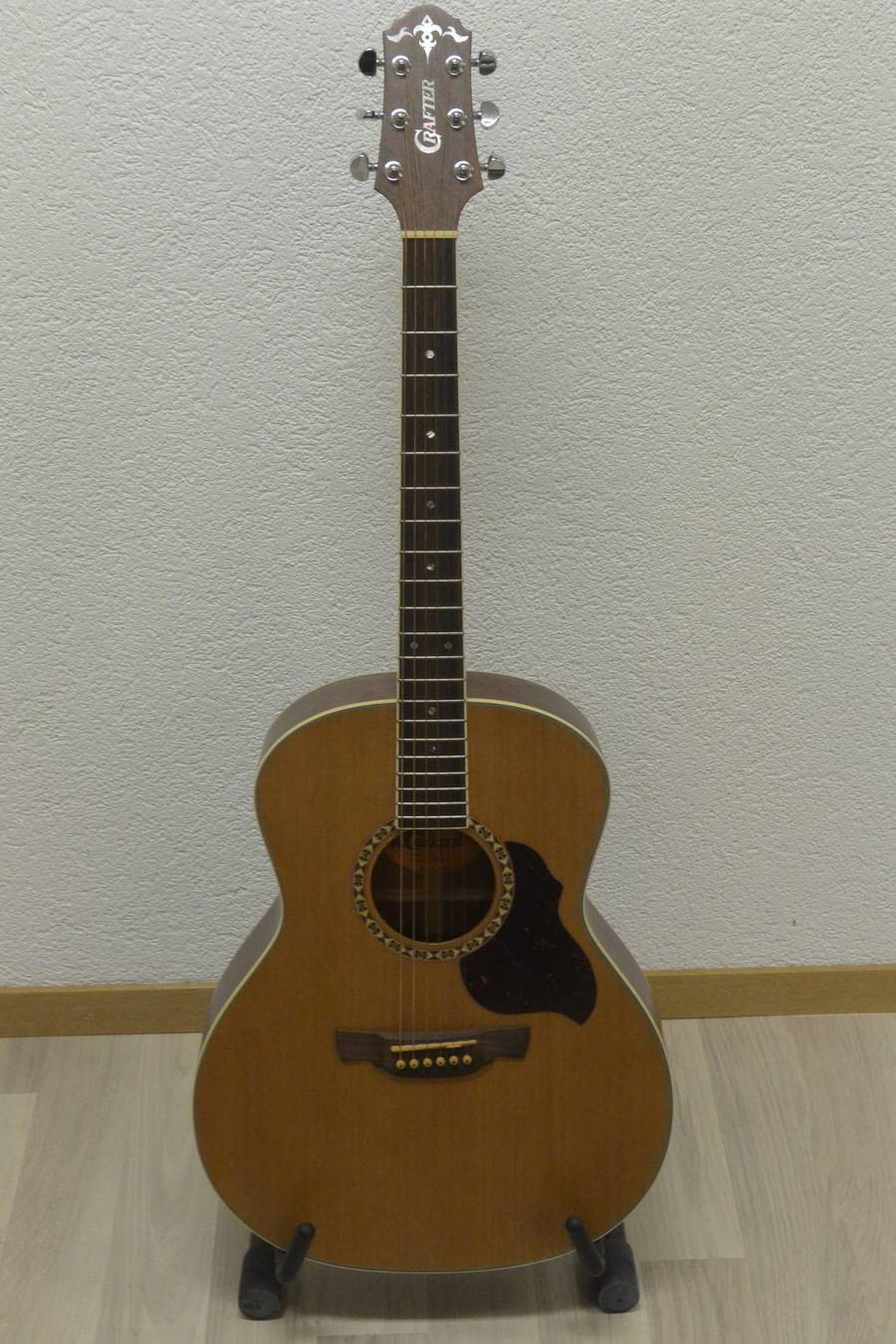 guitare acoustique crafter GA7N frs 495.00