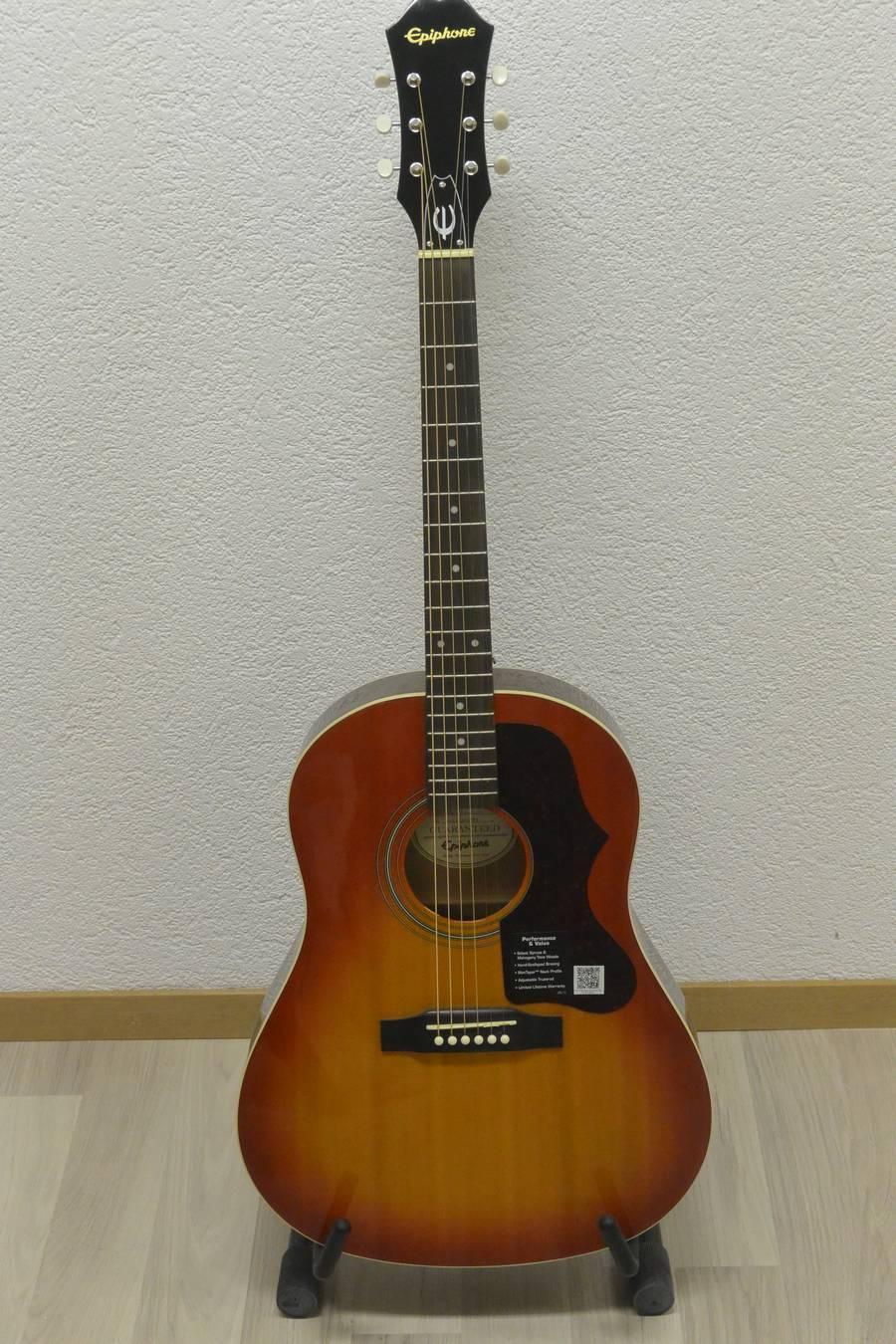 guitare acoustique epiphone 1963 EJ-45 frs 380.00