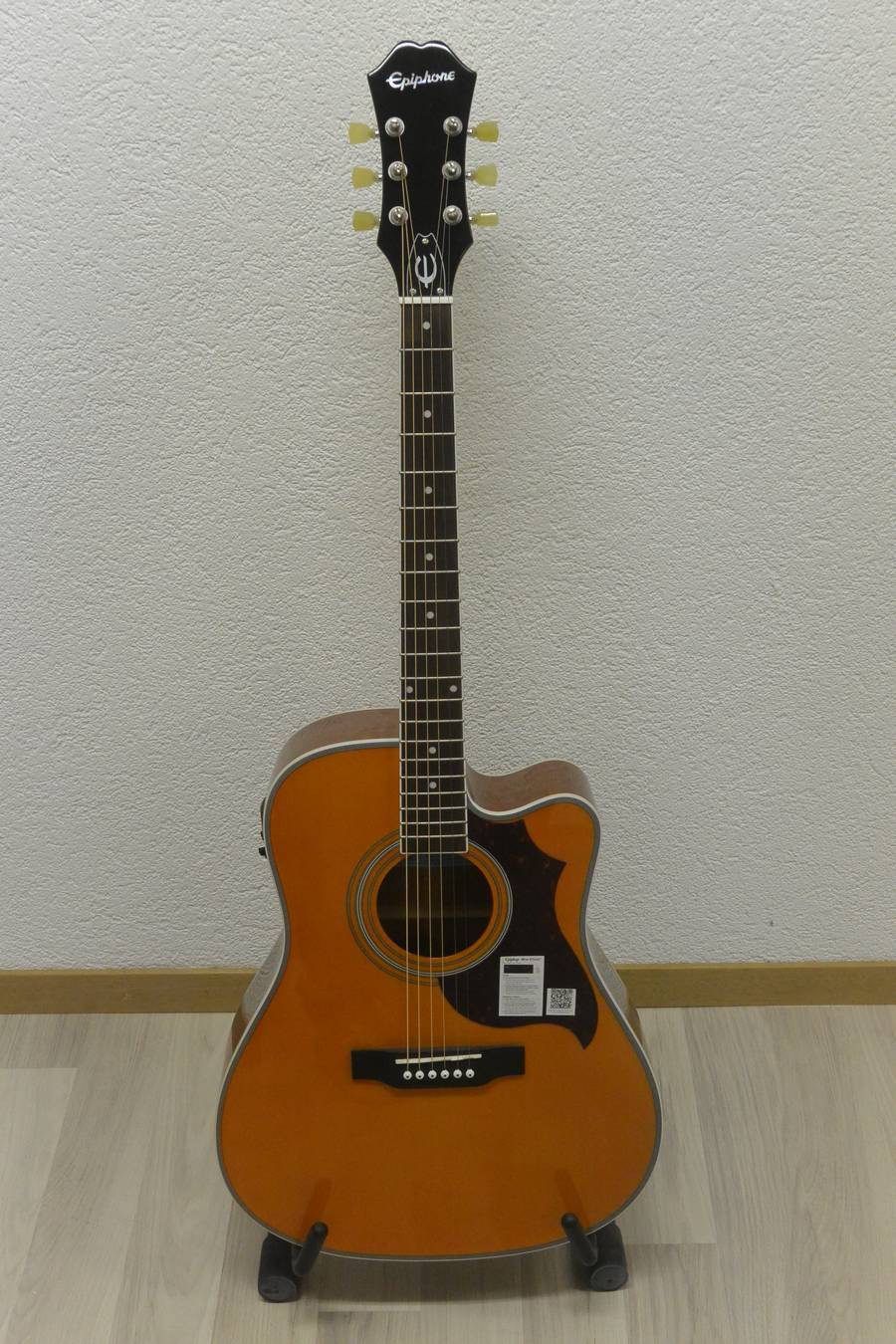guitare acoustique epiphone FT-350 frs 790.00