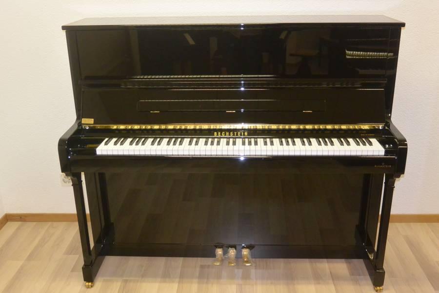 piano neuf Bechstein 124