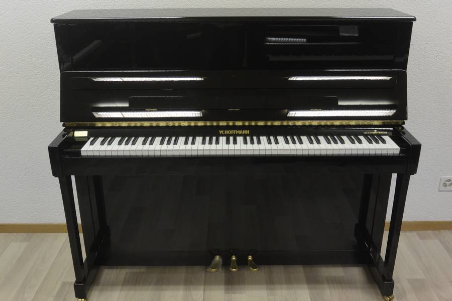 piano neuf hoffmann tradition