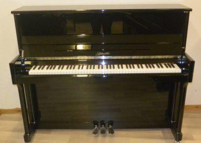 Piano droit Rittmueller