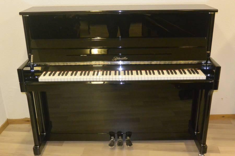 piano neuf rittmuller