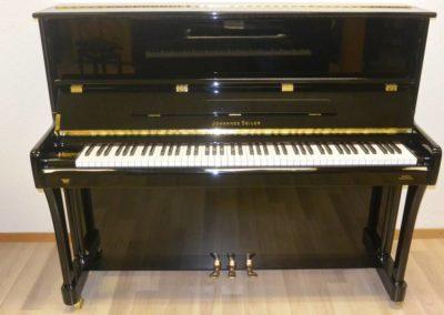 Piano droit Seiler