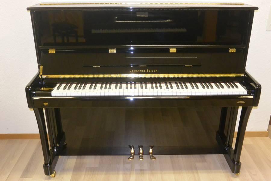 piano neuf seiler 122