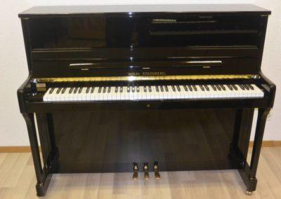 Piano droit Wihl.-Steinberg