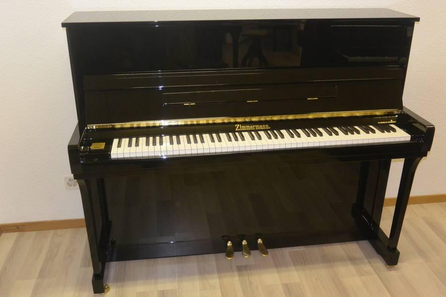 piano neuf zimmermann
