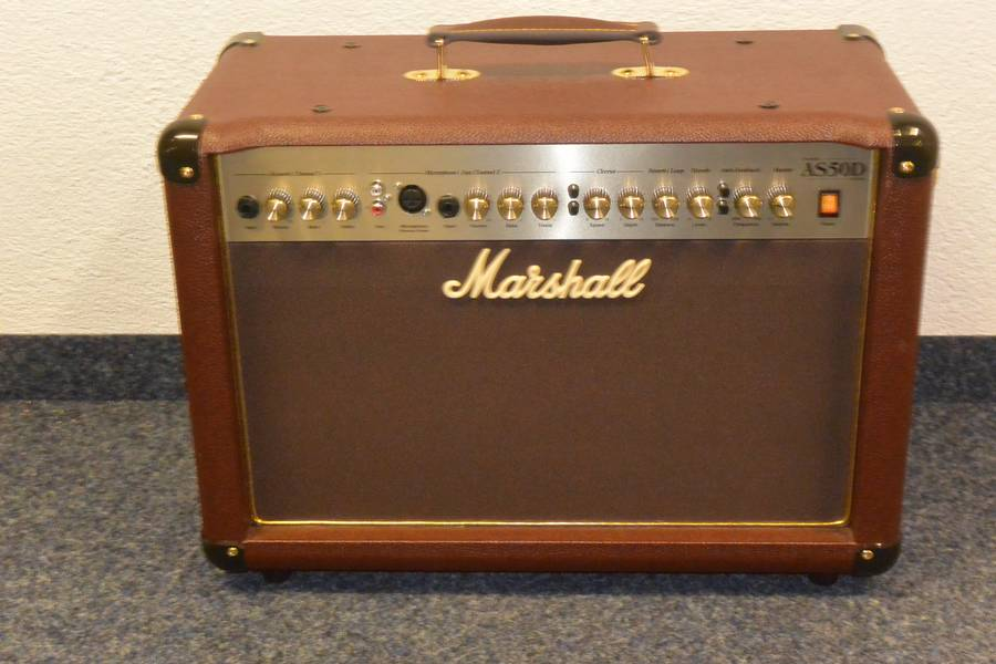 Ampli guitare acoustique Marshall
