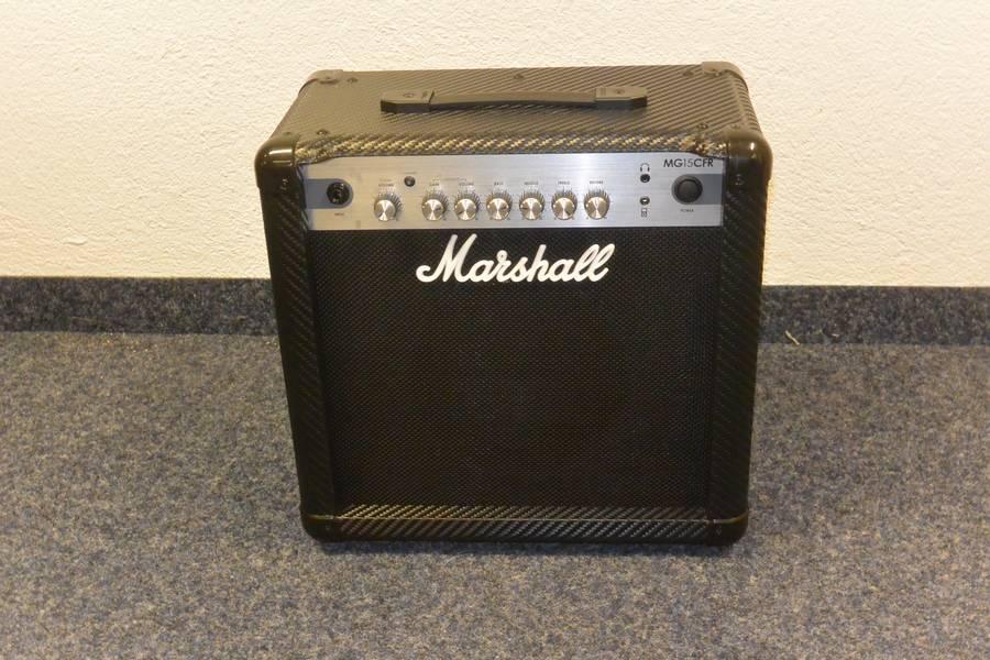 Ampli guitare électrique Marshall