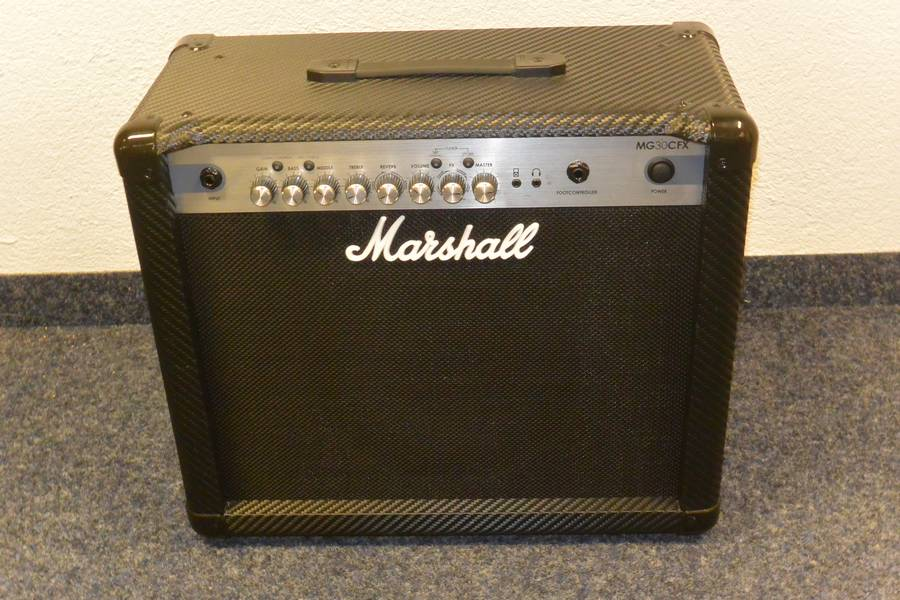 ampli electrique marshall frs. 270.00